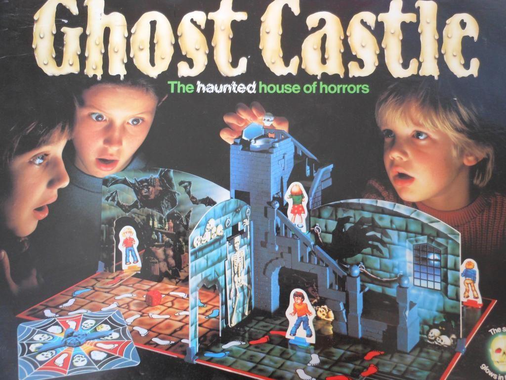 Taste Quiz In The Ghost Castle