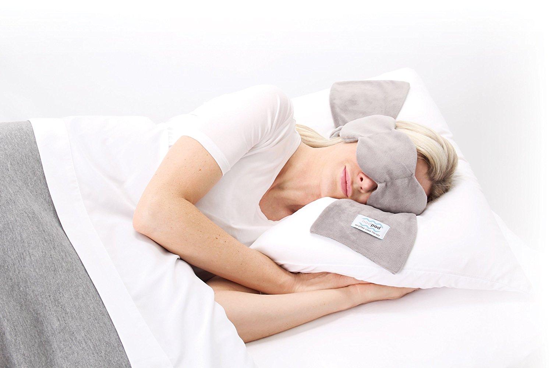 Weighted Sleep Mask