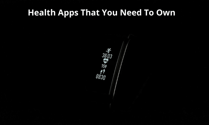 Health Apps that you need to own