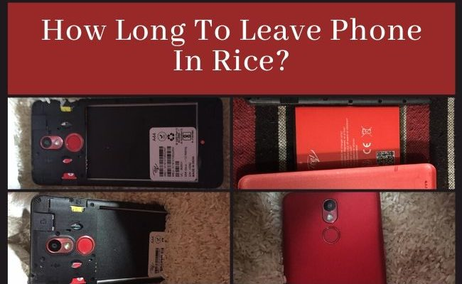 How Long To Leave Phone In Rice