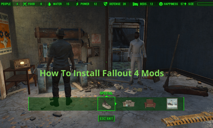 How To Install Fallout 4 Mods