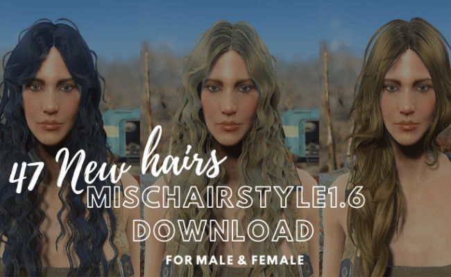 MiscHairstyle1.6 Download