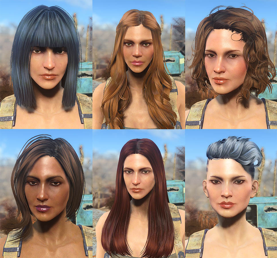 mischairstyle fallout 4
