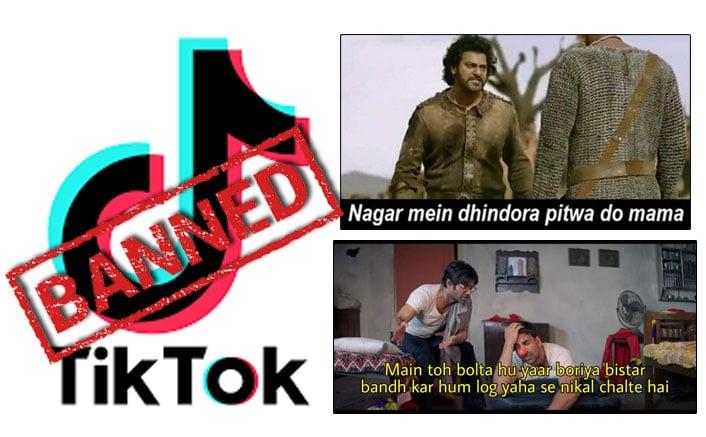Tik Tok Ban Memes