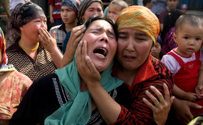Story Of China And Muslim Uighurs