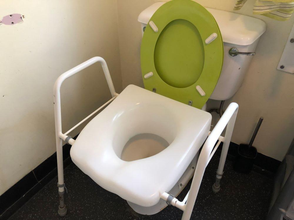 Raise The Toilet Seat