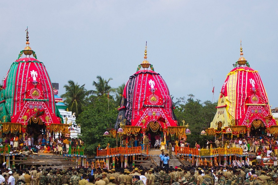 9 Places To Visit In Puri