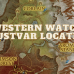 Western Watch Drustvar Location