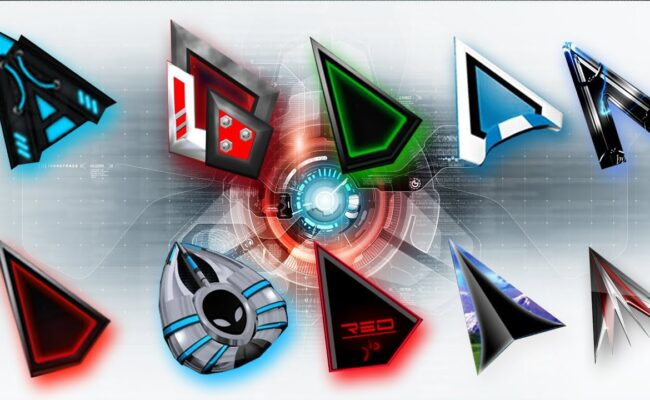 Gaming Mouse Cursors Free Download