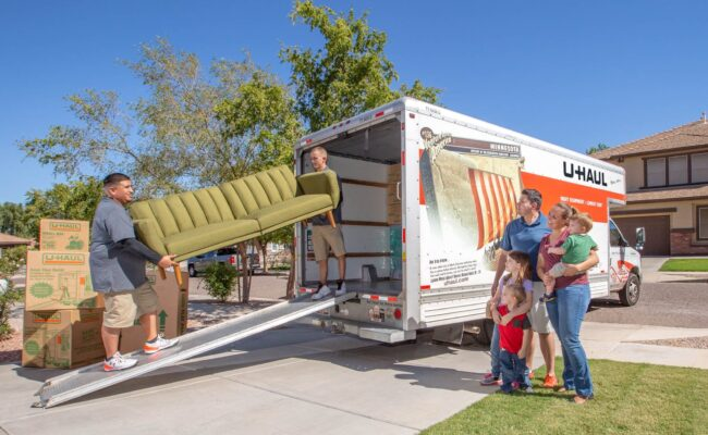 How to Unload a House