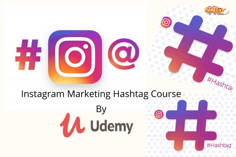 Instagram Marketing Hashtag Course