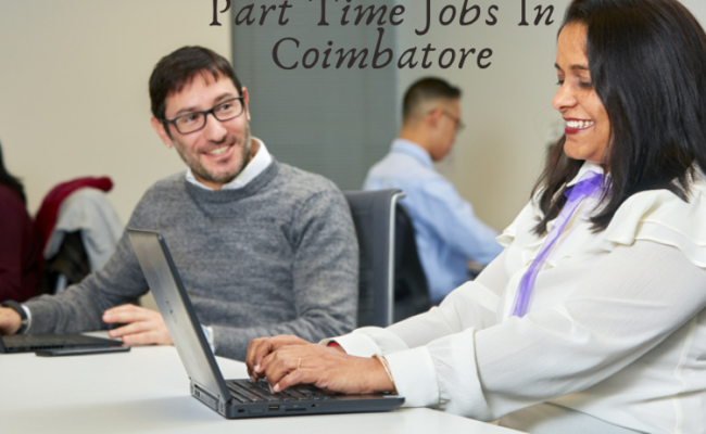 Part Time Jobs In Coimbatore