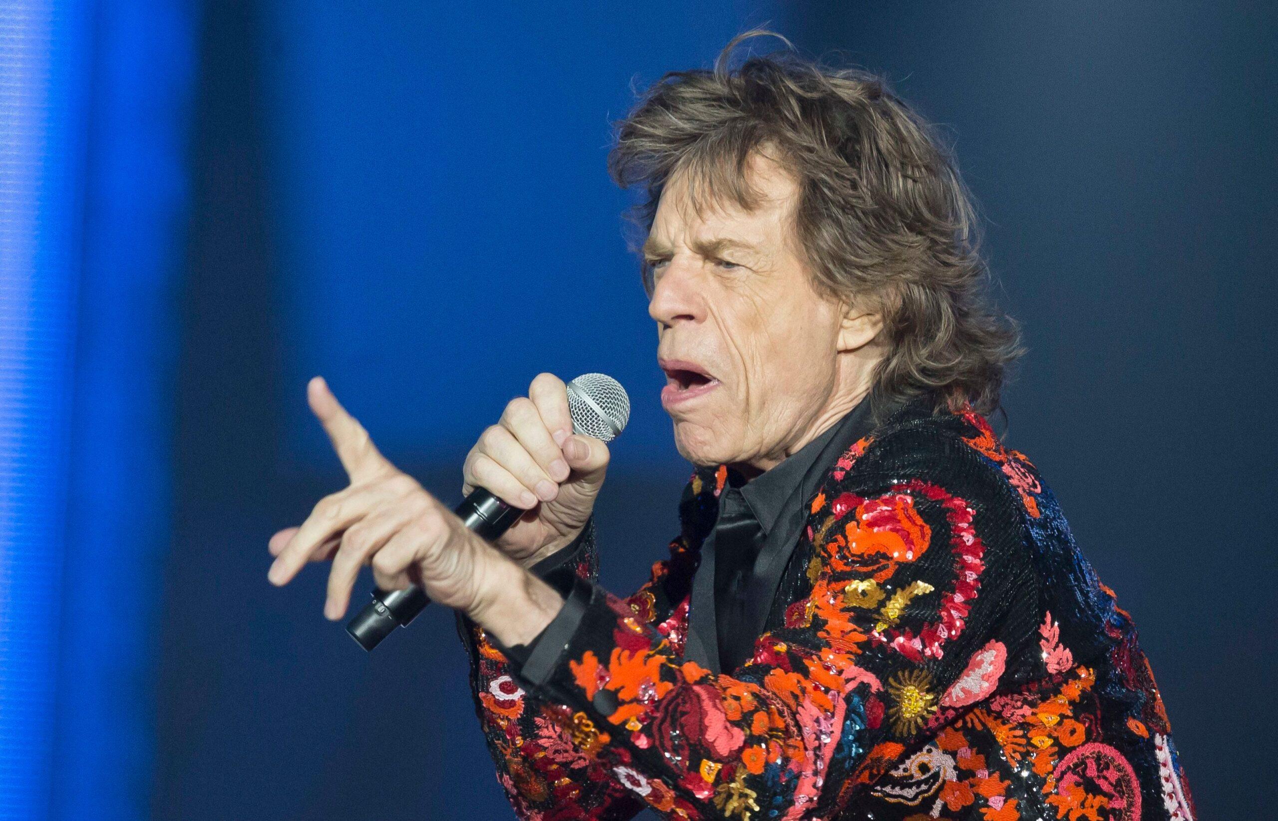 Mick Jagger (Rolling Stones)