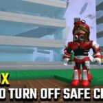 How To Turn Off Safe Chat On Roblox