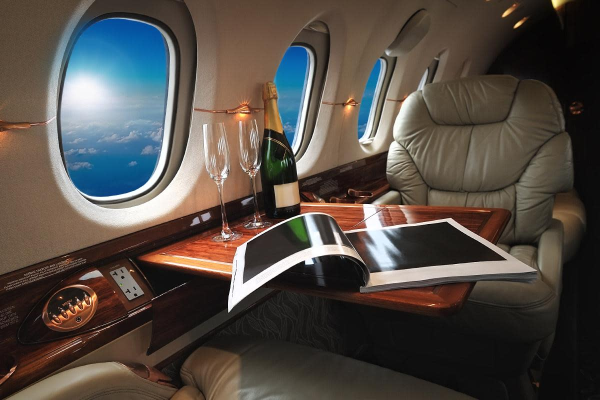 How much is the cheapest private jet