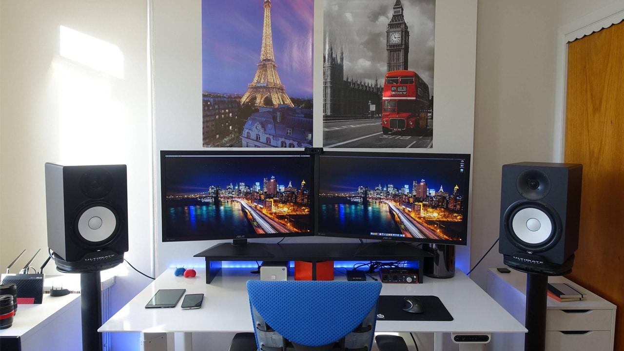 Ways To Setup A Desktop