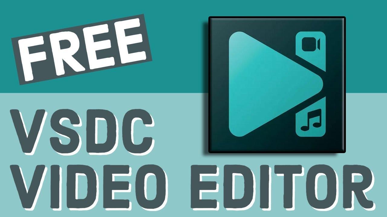 SDC Free Video Editor